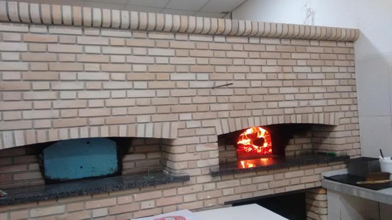 Pizzaria Spezatto - forno duplo - unidade 1