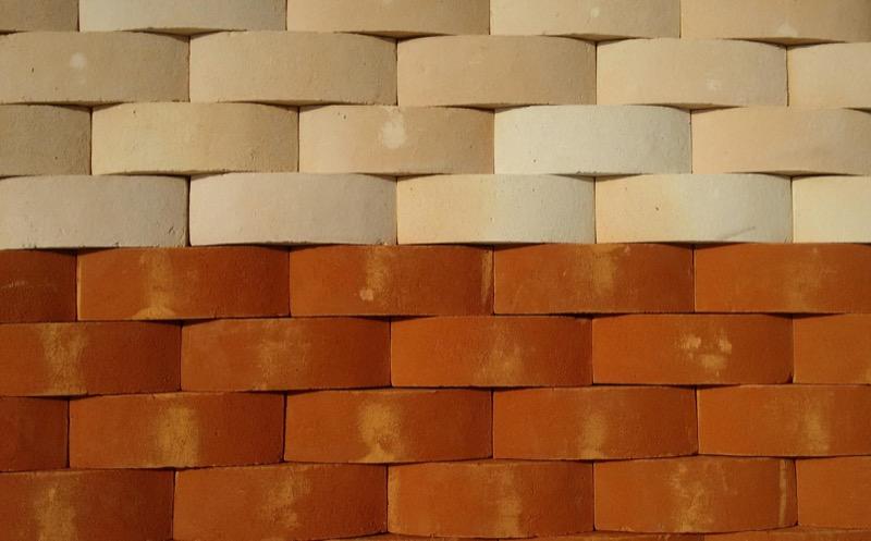 Resvestimento parede tijolo tramela