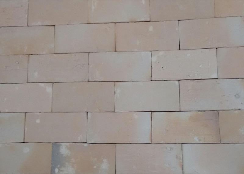 Revestimento plaqueta rústica piso ou parede