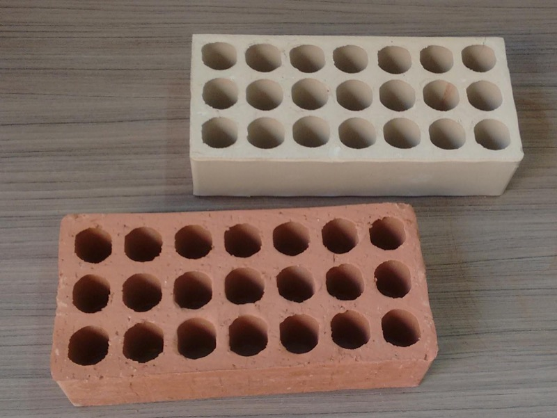 Tijolo laminado 24,0x11,5x5,5
